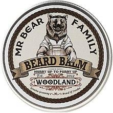 Düfte, Parfümerie und Kosmetik Bartbalsam - Mr. Bear Family Beard Balm Woodland