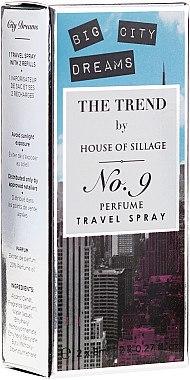 House of Sillage The Trend No. 9 City Dreams - Eau de Parfum (Mini) — Bild N1