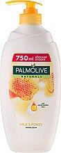 Düfte, Parfümerie und Kosmetik Duschgel - Palmolive Naturals Milk Honey Shower Gel