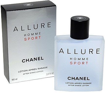 Chanel Allure homme Sport - After Shave Lotion — Bild N2