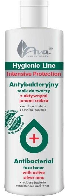 Antibakterielles Gesichtstonikum - Ava Laboratorium Hygienic Line Face Toner — Bild N1