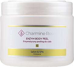 Düfte, Parfümerie und Kosmetik Glättendes Körperpeeling mit Enzymen - Charmine Rose Enzym Body Peel