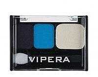 Dreifach-Farbe Lidschatten - Vipera Eye Shadows Tip Top — Bild N1