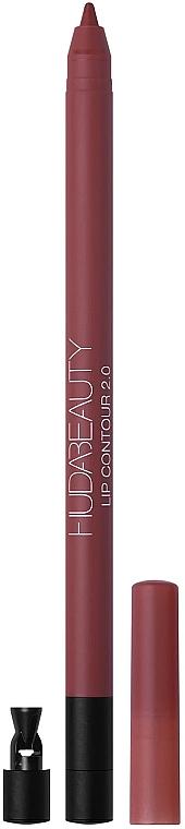 Lippenkonturenstift - Huda Beauty Lip Contour  — Bild N1