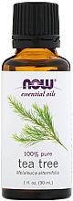 Düfte, Parfümerie und Kosmetik Ätherisches Öl Tee Baum - Now Foods Essential Oils 100% Pure Tea Tree