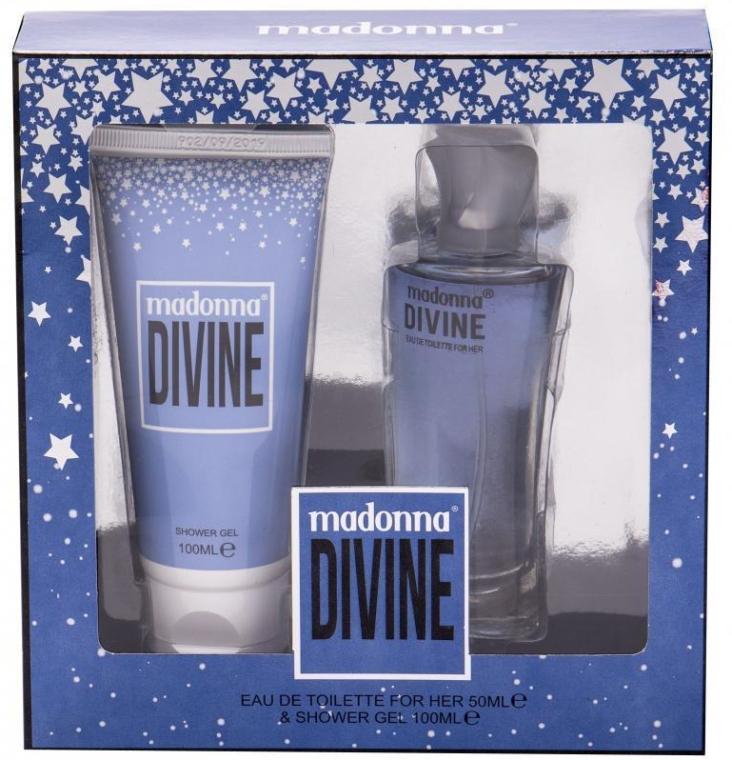 Madonna Divine - Duftset (Eau de Toilette 50ml + Duschgel 100ml)