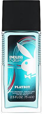 Playboy Endless Night For Him - Parfümiertes Körperspray  — Bild N1