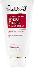 Düfte, Parfümerie und Kosmetik Sanfte Gesichtsreinigungscreme mit Aloe Vera-Extrakt für alle Hauttypen - Guinot Hydra Tendre Nettoyant Douceur