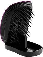 Haarbürste - Ikoo Pocket Black Brush — Bild N2
