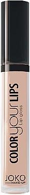 Lipgloss - Joko Color Your Lips Lipgloss New — Bild N1