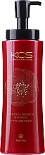 Düfte, Parfümerie und Kosmetik Regenerierendes und glättendes Shampoo für trockenes Haar - KCS Oriental Premium Shampoo