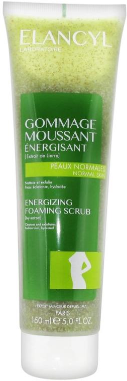 Energiespendendes schäumendes Körperpeeling für normale Haut - Elancyl Energizing Foaming Scrub — Bild N1