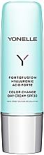 Tagescreme für das Gesicht SPF30 - Yonelle Fortefusion Hyaluronic Acid Forte Color Change Day Cream SPF30 — Bild N1