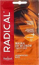 Düfte, Parfümerie und Kosmetik Regenerierende Haarmaske für trockenes und sprödes Haar - Farmona Regenerating Hair Mask
