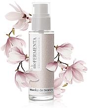 Düfte, Parfümerie und Kosmetik Feuchtigkeitsspendende Gesichtsmaske - E-Fiore Biofermenta