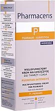 Düfte, Parfümerie und Kosmetik Multifunktionale Körper- und Gesichtscreme gegen Psoriasis - Pharmaceris P Psoritar Inensive