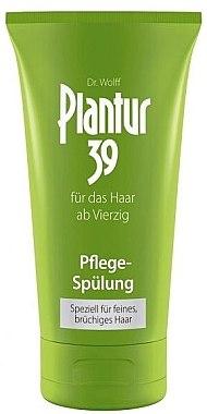 Pfelende Spülung gegen Haarausfall für feines und brüchiges Haar - Plantur Pflege Spulung — Bild N1