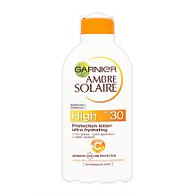 Düfte, Parfümerie und Kosmetik Sonnenschutzmilch SPF 30 - Garnier Ambre Solaire High Protection Lotion