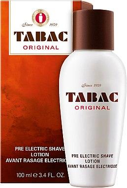 Maurer & Wirtz Tabac Original Pre Electric Shave - Pre-Shave Creme — Bild N1