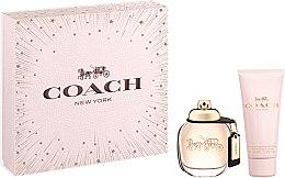 Düfte, Parfümerie und Kosmetik Coach New York Eau De Parfum - Duftset (Eau de Parfum 50ml + Körperlotion 100ml)
