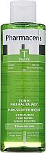 Düfte, Parfümerie und Kosmetik Normalisierendes und seboregulierendes Gesichtstonikum für die T-Zone - Pharmaceris T Puri-Sebotonique Normalizing Toner