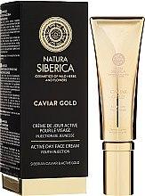 "Aktiv-Tagescreme ""Frische-Booster"" - Natura Siberica Caviar Gold — Bild N1"
