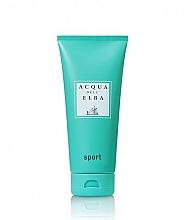 Düfte, Parfümerie und Kosmetik Acqua Dell Elba Sport - Duschgel Sport