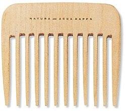 Düfte, Parfümerie und Kosmetik Haarkamm Afro Natura №5 - Acca Kappa