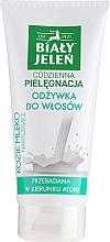 Düfte, Parfümerie und Kosmetik Hypoallergene Haarspülung mit Ziegenmilch - Bialy Jelen Hypoallergenic Conditioner Goat Milk