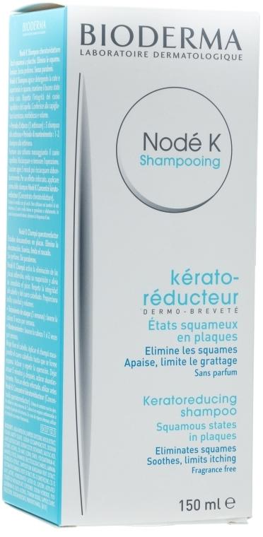 Anti-Schuppen Shampoo bei trockenen Schuppen mit dauerhaftem Juckreiz - Bioderma Node K — Bild N1