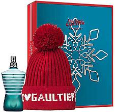 Düfte, Parfümerie und Kosmetik Jean Paul Gaultier Le Male - Duftset (Eau de Toilette/125ml + Mütze)