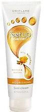 Düfte, Parfümerie und Kosmetik Tiefpflegende Fußcreme - Oriflame Feet Up Comfort Beeswax&Almond Foot Cream