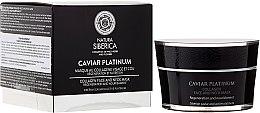 Düfte, Parfümerie und Kosmetik Gesichts- und Halsmaske mit Kollagen - Natura Siberica Caviar Platinum