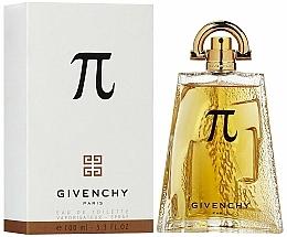 Düfte, Parfümerie und Kosmetik Givenchy Pi - Eau de Toilette