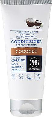 Pflegende Haarspülung mit Kokosöl für normales Haar - Urtekram Coconut Conditioner — Bild N1