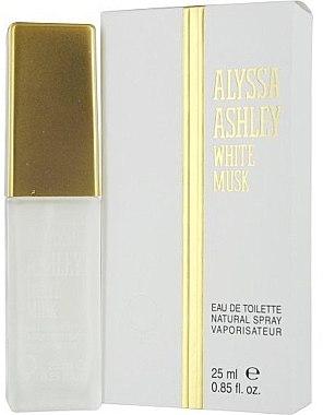 Alyssa Ashley White Musk - Eau de Toilette — Bild N2