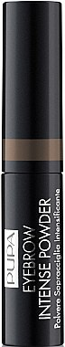 Augenbrauenpuder mit Applikator - Pupa Eyebrow Intense Powder — Bild N1