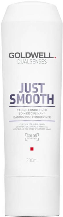 Haarspülung für widerspenstiges Haar - Goldwell Dualsenses Just Smooth Taming Conditioner