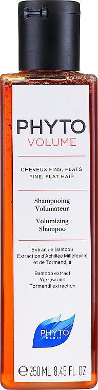 Shampoo für mehr Volumen für dünnes und flaches Haar - Phyto Volumizing shampoo Phytovolume — Bild N1
