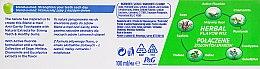 Zahnpasta Anti-Cavity Naturals Herbal - Blend-a-med Anti-Cavity Herbal Natural — Bild N3