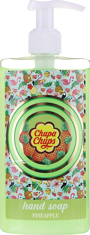 Flüssige Handseife Ananas - Bi-es Chupa Chups Pineapple Hand Soap