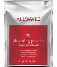 Düfte, Parfümerie und Kosmetik Blondierpulver - Allwaves Bleaching Powder (Nachfüller)