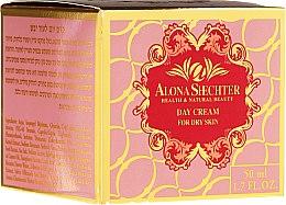 Düfte, Parfümerie und Kosmetik Tagescreme für trockene Haut - Alona Shechter Day Cream For Dry Skin