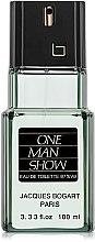 Bogart One Man Show - Eau de Toilette  — Bild N2