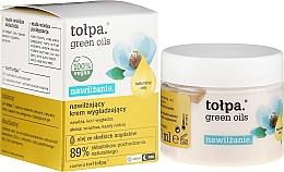 Düfte, Parfümerie und Kosmetik Intensive feuchtigkeitsspendende Gesichtscreme - Tolpa Green Oils Moisturizing Cream