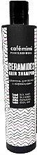 Düfte, Parfümerie und Kosmetik Shampoo mit Ceramiden - Cafe Mimi Professional Ceramides Hair Shampoo