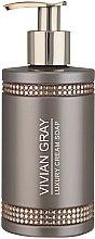 Düfte, Parfümerie und Kosmetik Flüssigseife - Vivian Gray Brown Crystals Luxury Cream Soap