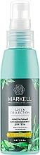 Düfte, Parfümerie und Kosmetik Mineralisches Bio Deospray für den Körper mit Aloe Vera-Extrakt - Markell Cosmetics Green Collection Deo Aloe Vera