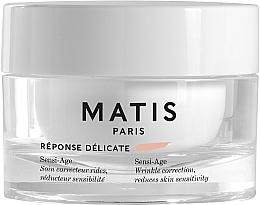 Düfte, Parfümerie und Kosmetik Anti-Falten Beruhigungscreme für empfindliche Haut - Matis Reponse Delicate Sensi-Age
