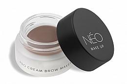 Düfte, Parfümerie und Kosmetik Augenbrauencreme - NEO Make Up Pro Cream Brow Maker